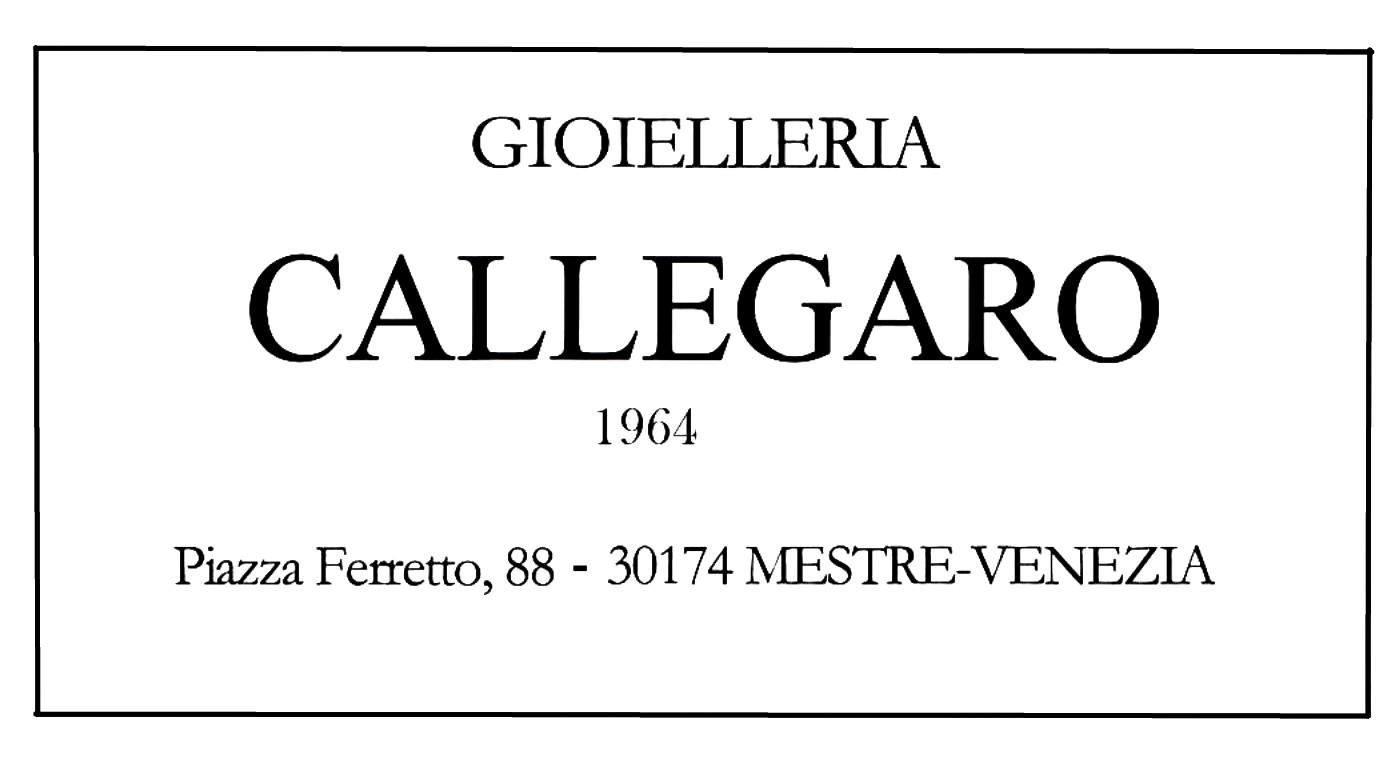 Gioielleria Callegaro Mestre-Venezia