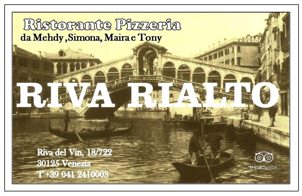 Ristorante Riva Rialto